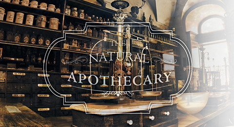 The Blend & Boost story - inspired by traditional apothecaries.